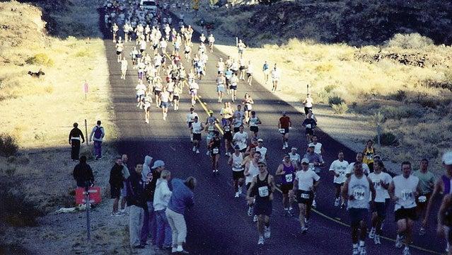 st george marathon