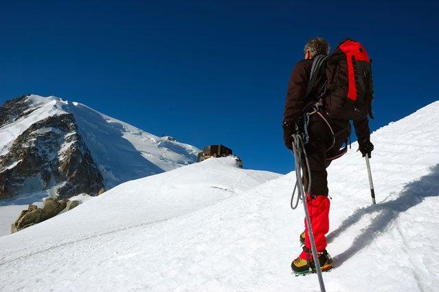 Three Monts Mont Blanc