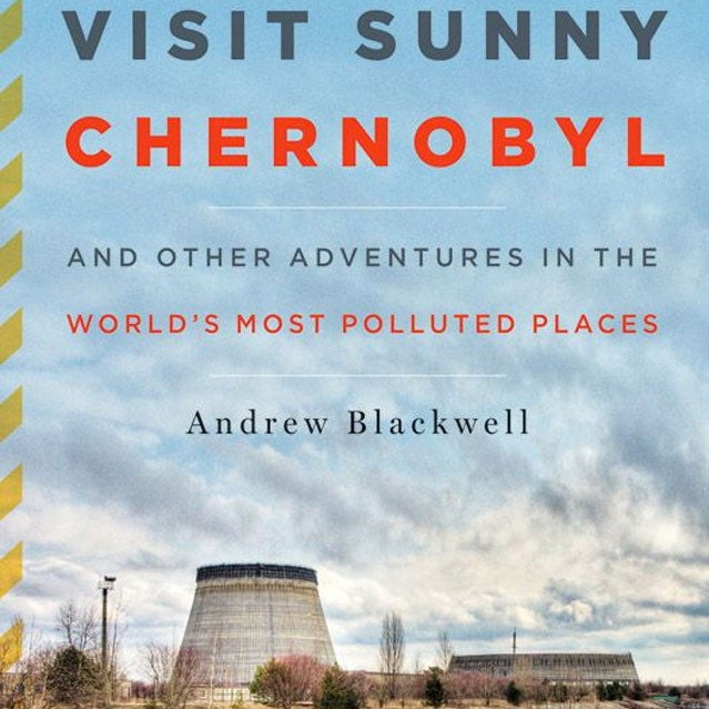 Nuclear towers in Chernobyl