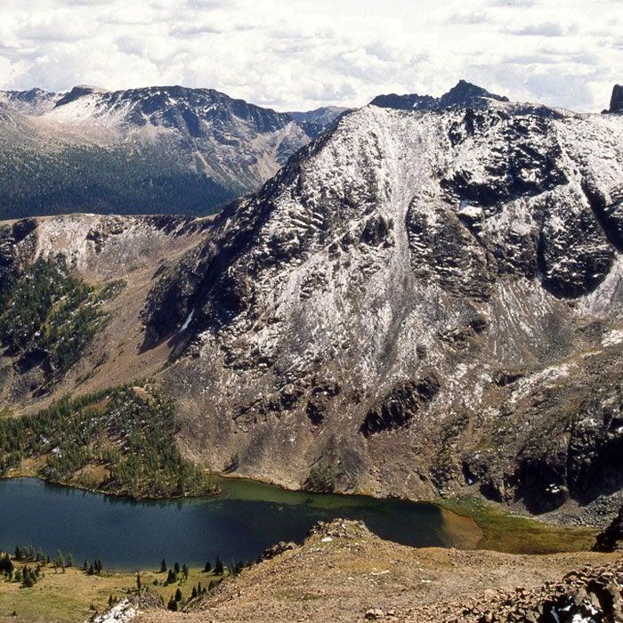 British Columbia Cathedral Lake Provincial Park Hiking Mountains