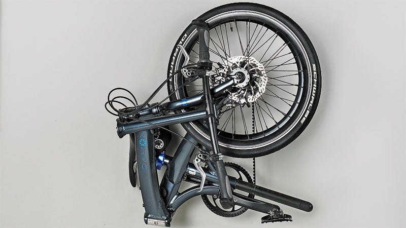 Dhon Mu Rholoff folding bike
