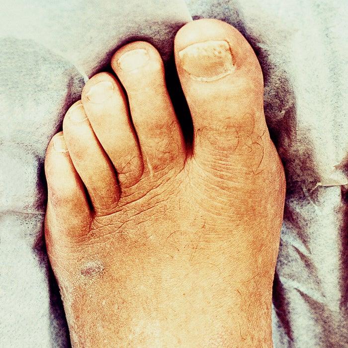 OutsideOnline lost found Pacific Northwest British Columbia feet foot shoe murder mystery Mountie