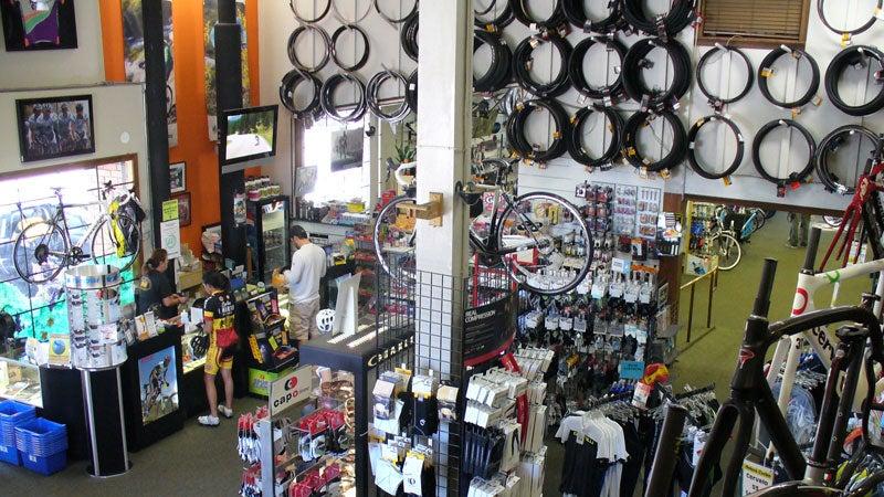 Helen's Cycles Biking LA