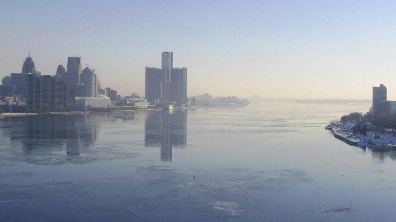 OutsideOnline outdoor cities worst Detroit skyline