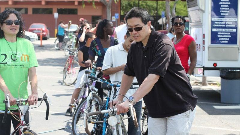 OutsideOnline outdoor cities worst Fresno I Bike Fresno bike Revive Your Bike