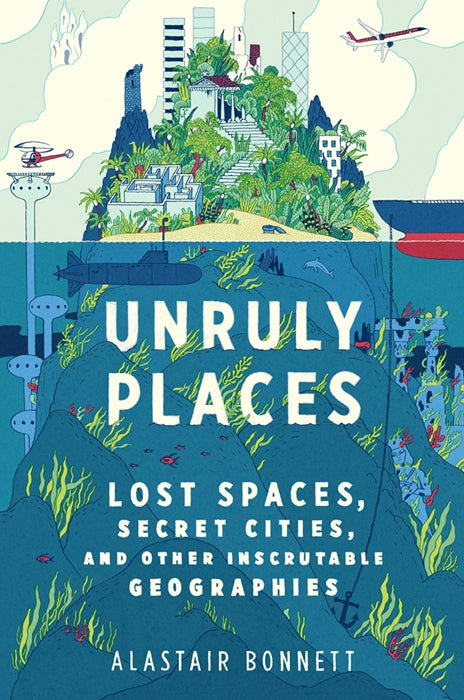 Alastair Bonnett Unruly Places: Lost Spaces Secret Cities and Other Inscrutable Geographi no man's land lesotho sani pass senegal south africa outside magazine outside online travel the go list excerpt guinea border post