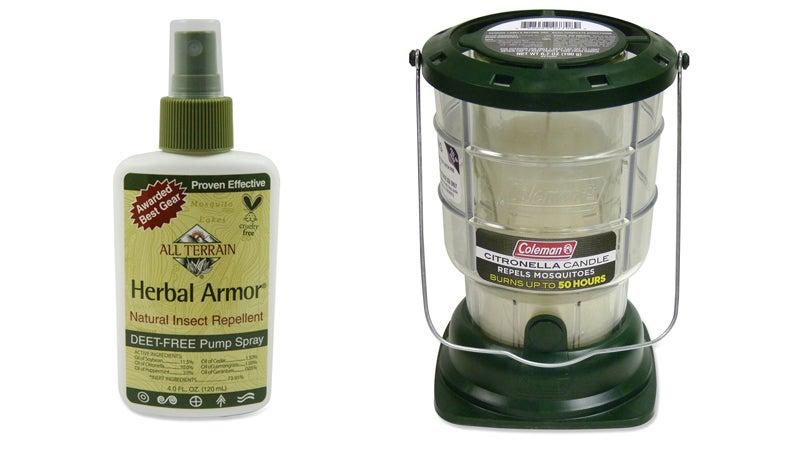 all terrain insect repellent coleman citronella lamp swimming hole essentials outside
