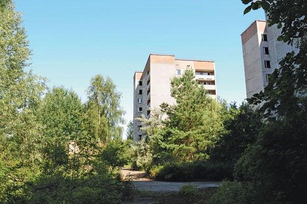 Chernobyl Pripyat Exlusion Zone