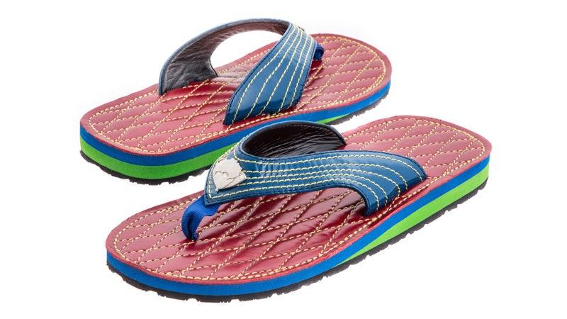 flip flops combat
