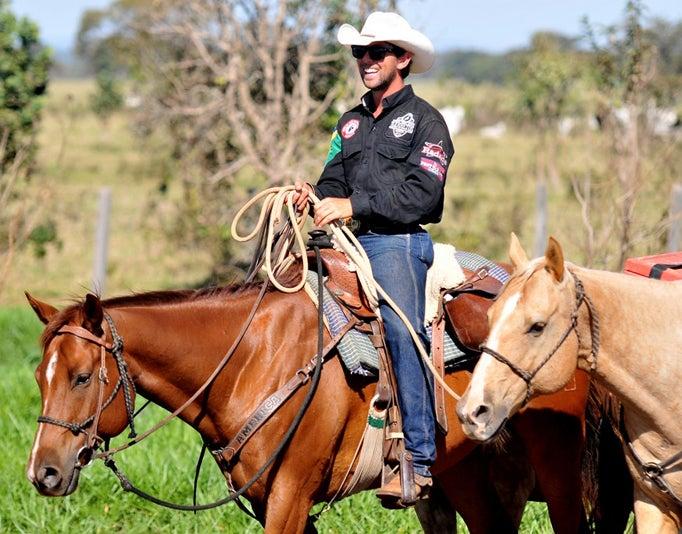 Andre Borges Monteiro Filipe Leite cowboy journey america vimeo outside magazine outside online horseback riding Million Dollar Highway calgary Calgary Stampede Long Rider's Guild
