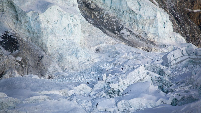 Nepal Death on Everest Outside Online Grayson Schaffer
