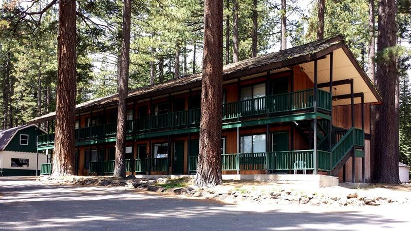 Lake Tahoe Lodges OutsideOnline