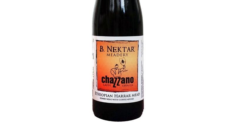 OutsideOnline make mine mead meadery Ethiopian Harrar B. Nektar drink honey bee wine brew oldest nectar norsemen