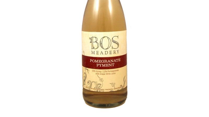 OutsideOnline Bos mead meadery make mine nectar bee honey wine norsemen Pomegranate Pyment