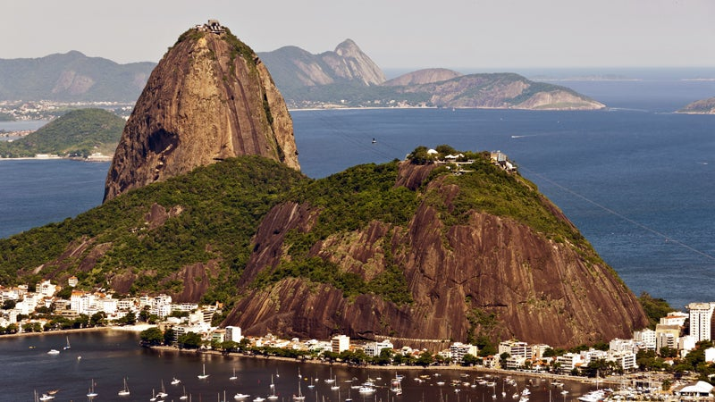 brazil rio de janeiro soccer football world cup fifa climb hike swim adventure travel exploration
