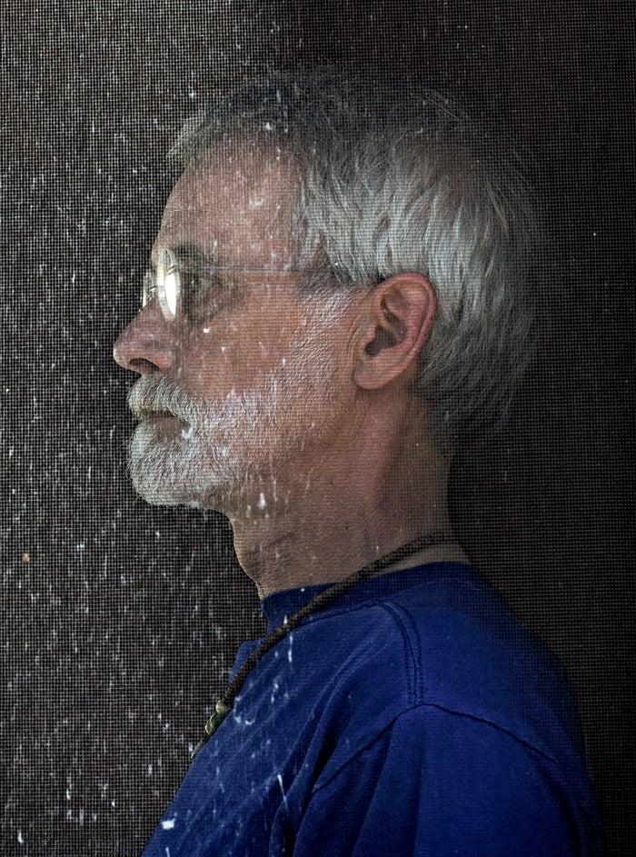 Phil Brocovak struck lightning survivor