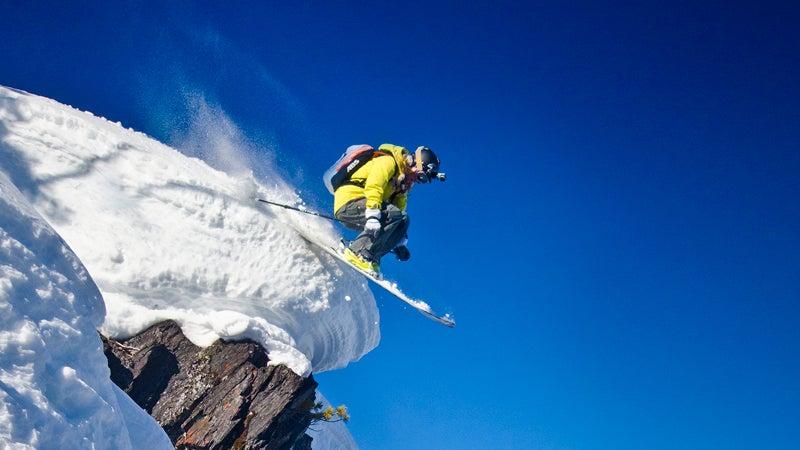 lynsey dyer skiing ski film pretty face outside