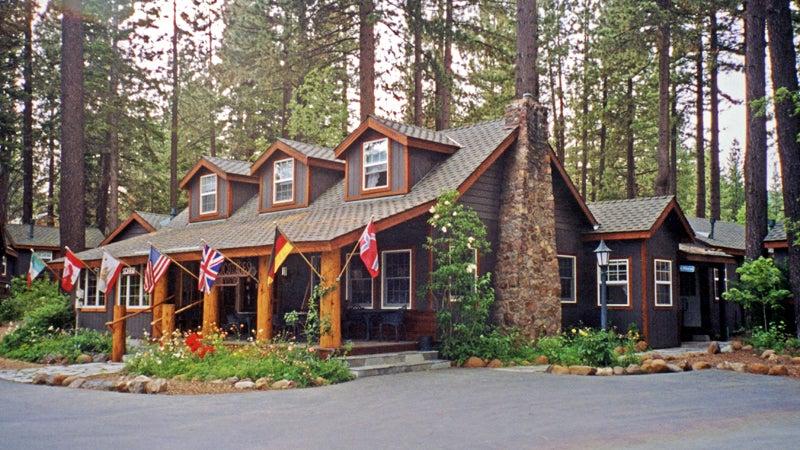 lake tahoe tahoe city nevada greg melville base camp outside magazine outside online Tahoe Vista North Lake Boulevard Brockway Lumber Company north shore