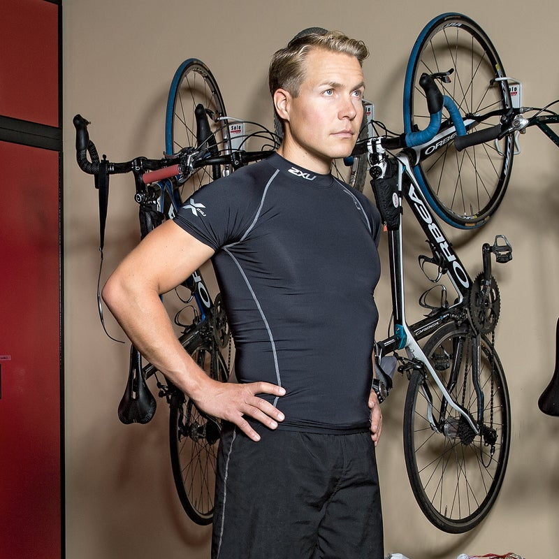 Bicycle Finish Finland Hawaii Row Sami Inkimen Triathlete Trulia fittest real athletes outside