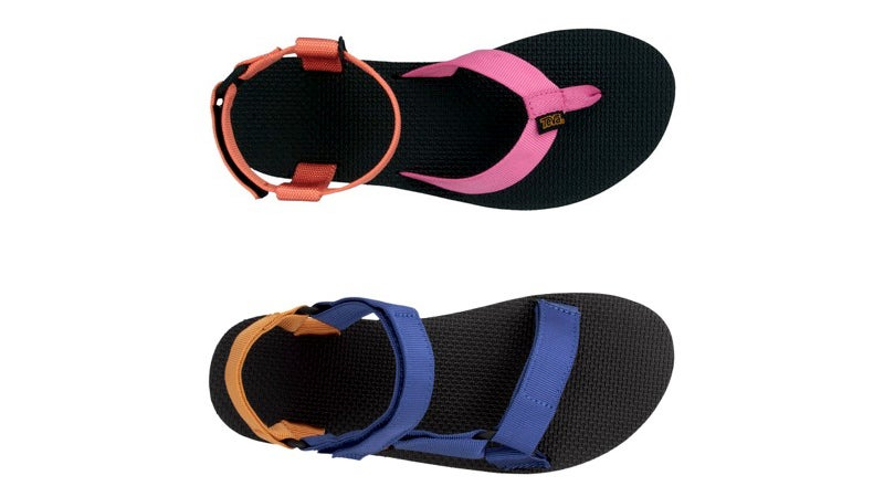 teva sandals original collection outside swimming hole essentials