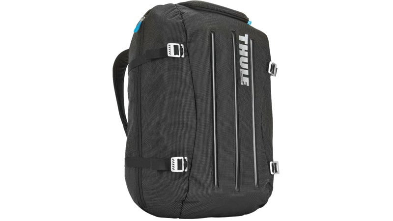 thule crossover 40l new rules of travel travel outside