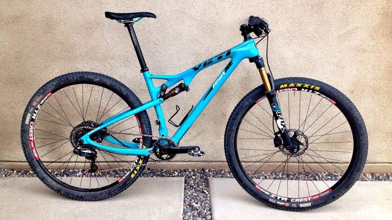 yeti asr carbon aaron gulley mountain biking bikes biking outside