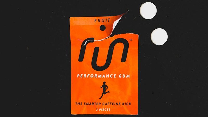 run gum caffeine symmonds