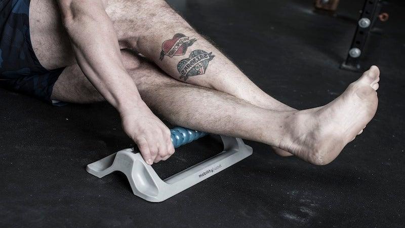 Starrett calf fit list running injury
