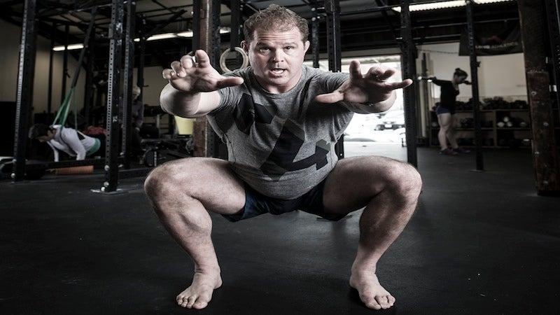 Starrett squat fit list running injury