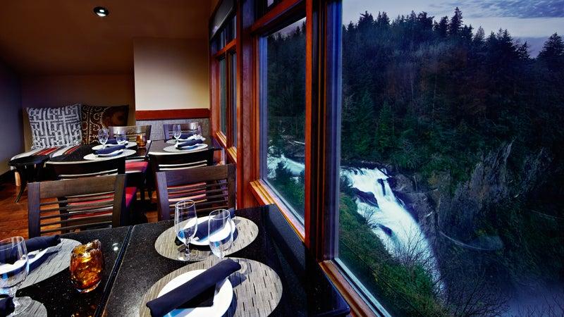 Salish Lodge Spa Seattle Resort