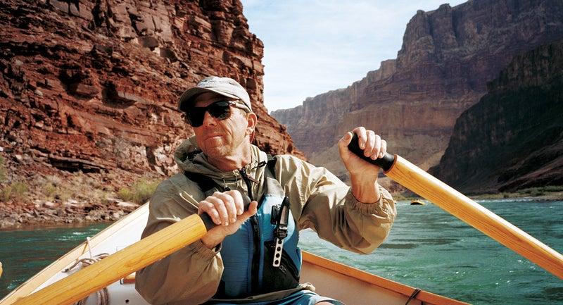 colorado river dories whitewater rafting martin litton kevin fedarko
