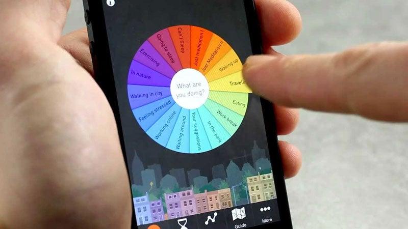 OutsideOnline tech gear apps best meditation Buddhify