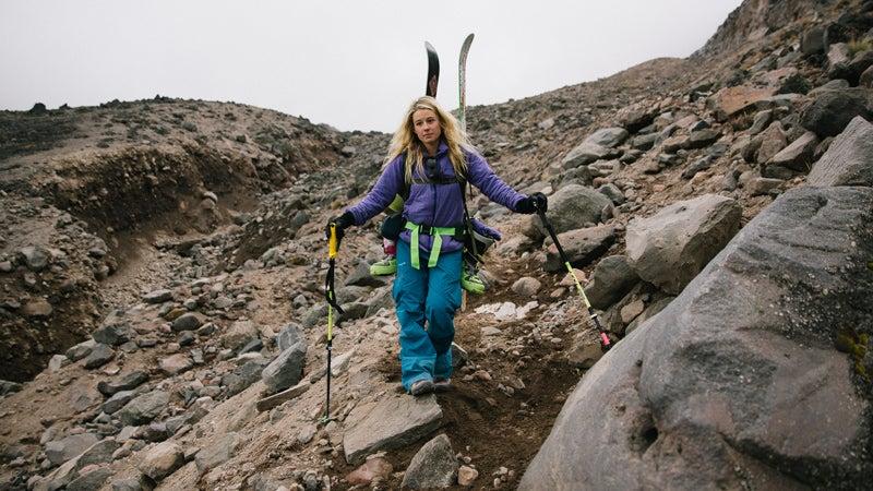 brody leven caroline gleich mexico mountaineering orizaba ski