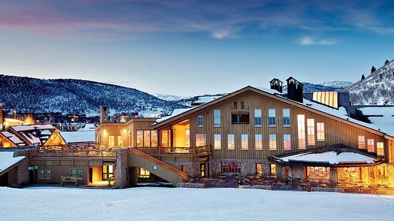 Deer Valley Resort Snowpark Lodge 3 Star