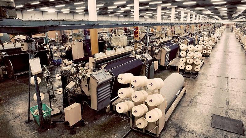 raleigh denim, denim mills, factory, american craftsmanship