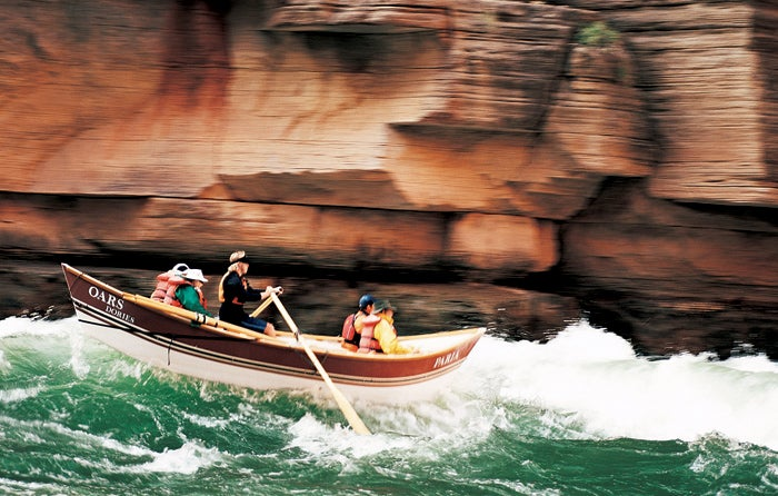 colorado river grand canyon kevin fedarko martin litton dories whitewater rafting