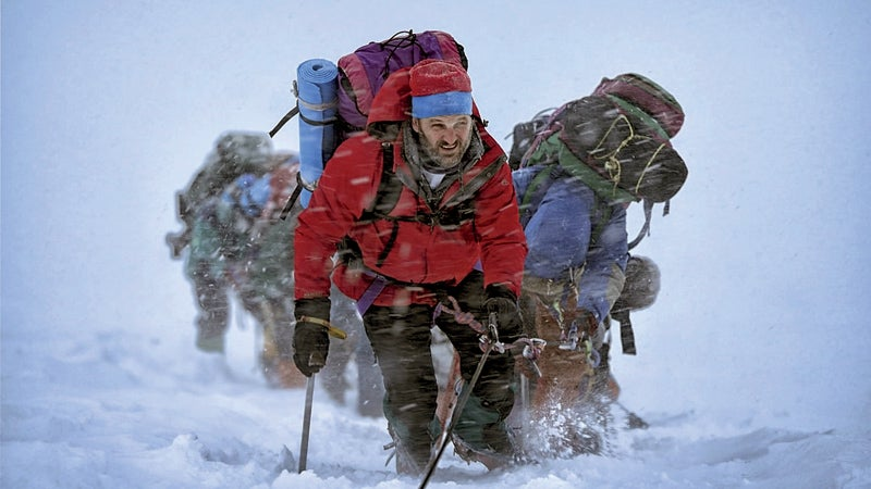 jason clarke everest mountaineering movies film hollywood outside whats next