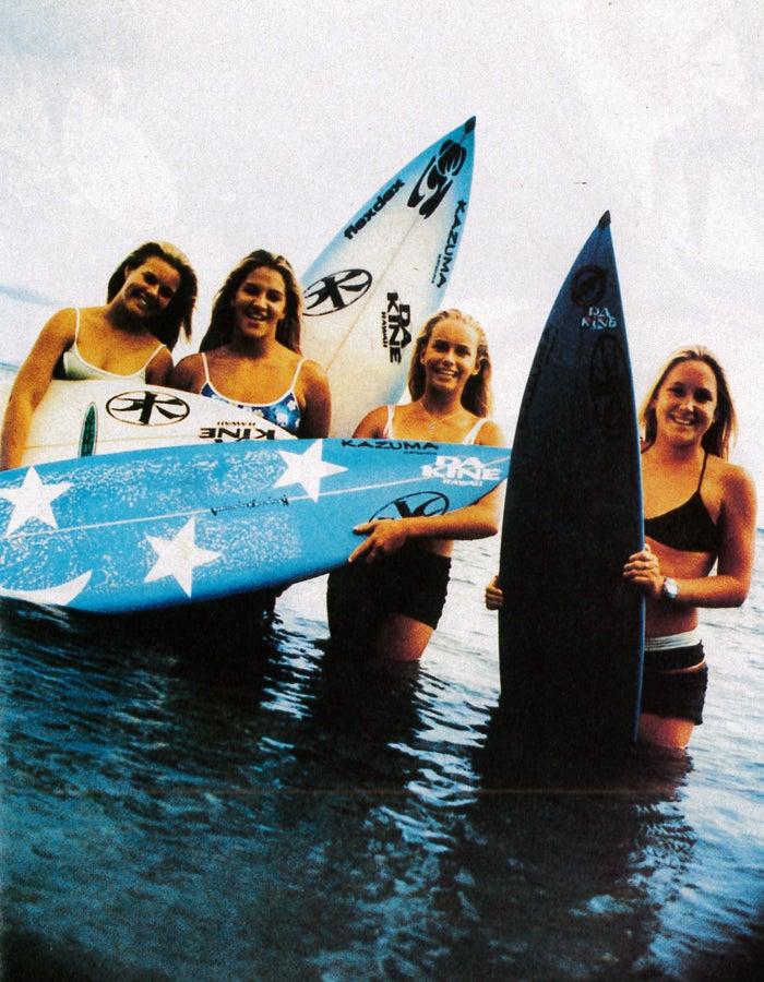 surfing hawaii blue crush