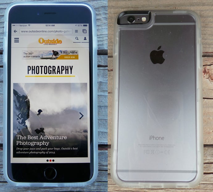 will palmer griffin identity all clear iPhone 6 Plus Rugged Phone Cases rugged cases outside outside magazine outside online gear shed pro shop