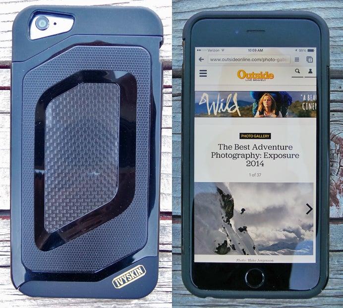 IvySkin IvySkin Renegade iPhone 6 Plus Rugged Phone Cases rugged cases outside outside magazine outside online gear shed pro shop