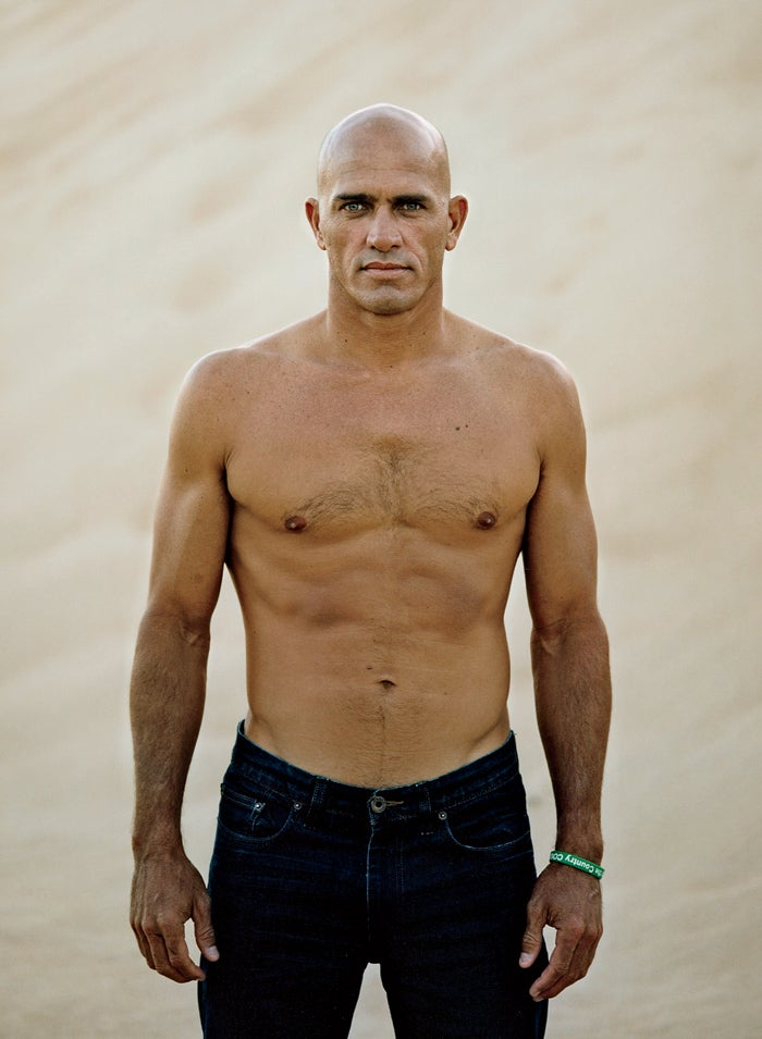 kelly slater surfing athletes profiles outside