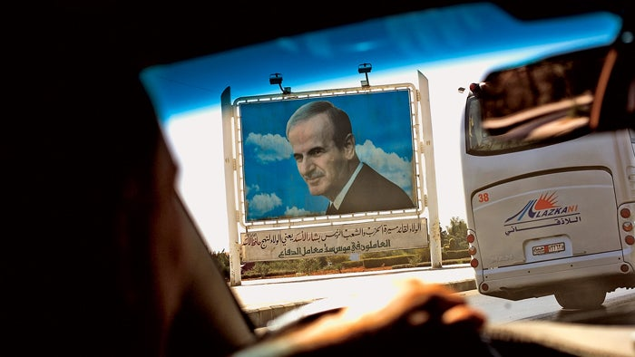 Syria THe Sweetest Villains terrorism Outside Magazine outside classics Outside Outside Online aleppo arab world seamus murphy middle east hafez al-assad Patrick Symmes