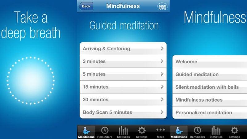 OutsideOnline tech gear apps best meditation The Mindfulness App