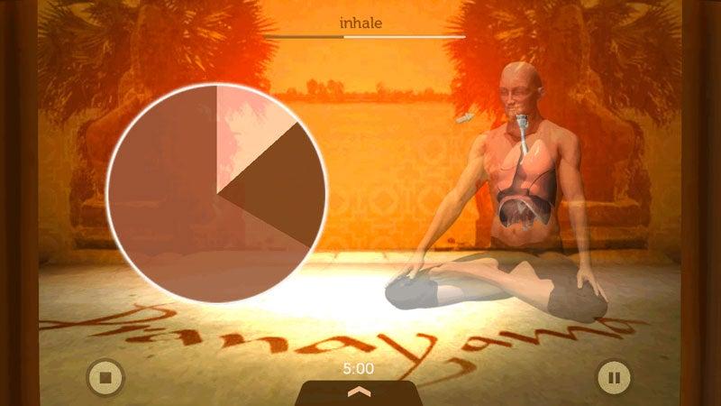 OutsideOnline tech gear apps best meditation tools Pranayama Universal Breathing