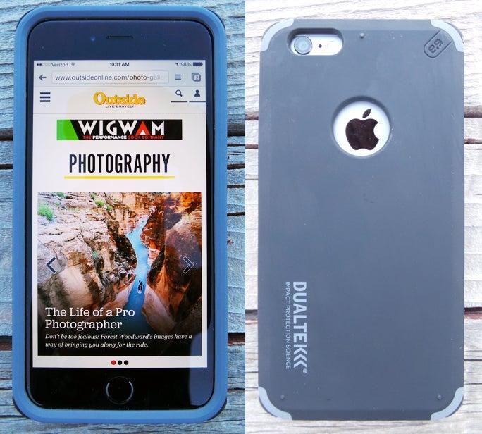 puregear dualtek iPhone 6 Plus Rugged Phone Cases rugged cases outside outside magazine outside online gear shed pro shop will palmer