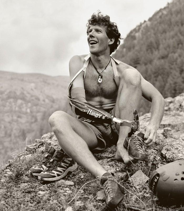 127 Hours ralston climbing survival amputation