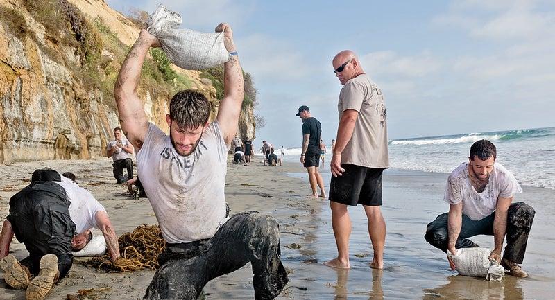 kokoro camp fitness sealfit outside exercise endurance training strength training navy seals