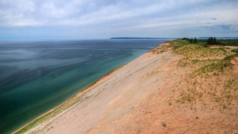 Michigan adventure outside online sleeping bear dunes