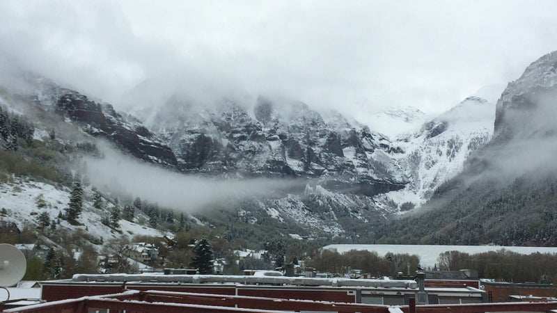 Spring Snow MountainFilm