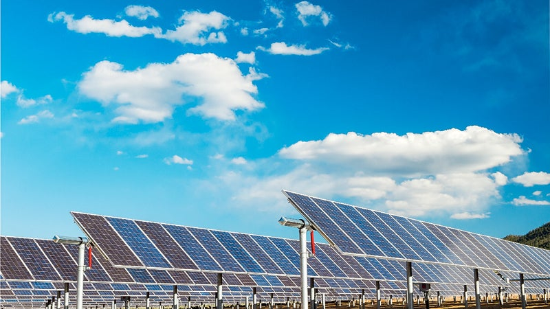 Solar Panels Photovoltaic Array At The Unive Taos Campus Usa outside whats next